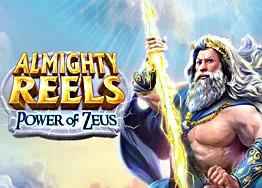 Almighty Reels: Power of Zeus
